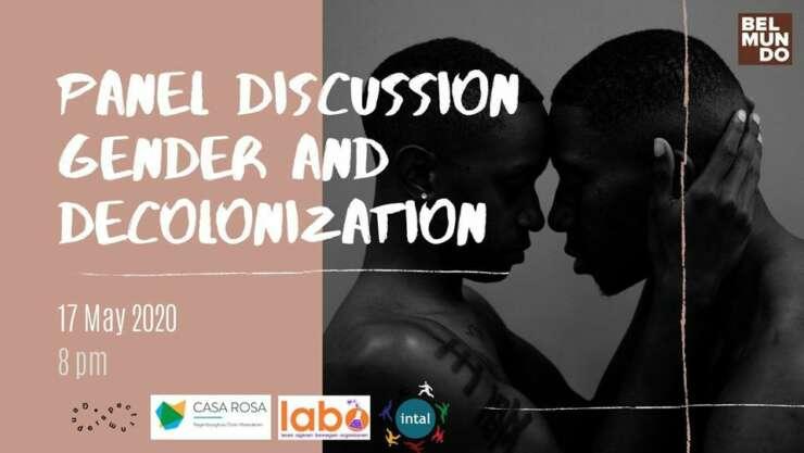 2020 Panel Discussion Gender Decolonization
