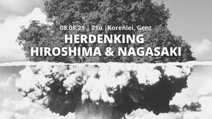 2021 Herdenking hiroshima