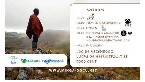 2019 event Minga CATAPA