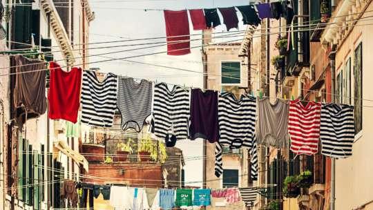 20 kledingstukken per jaar