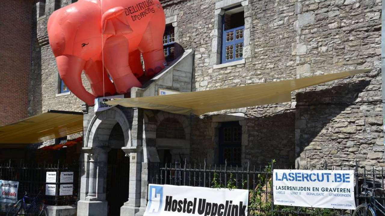 Hostel-Uppelink