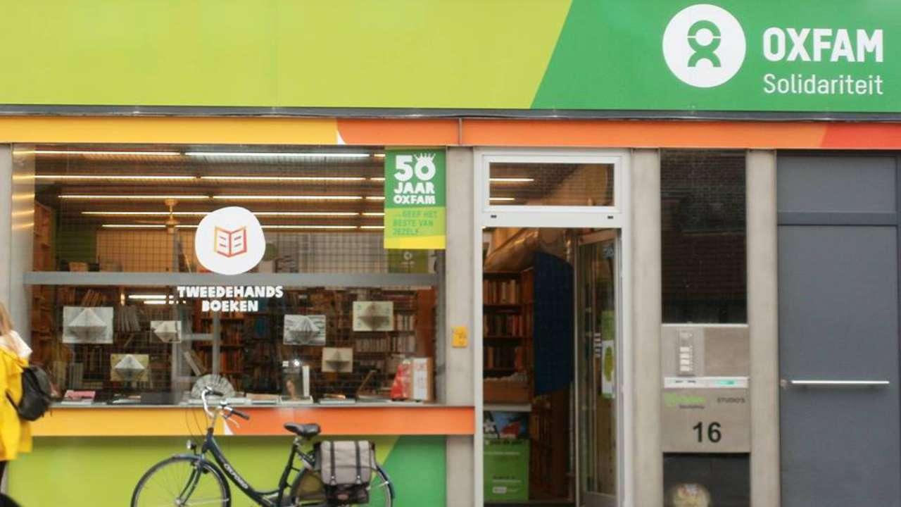 Oxfam-Bookshop