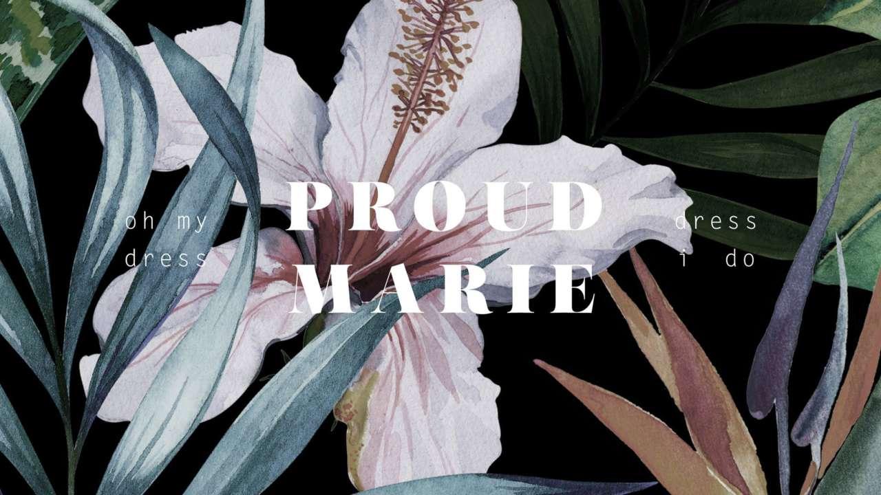Proud-Marie1