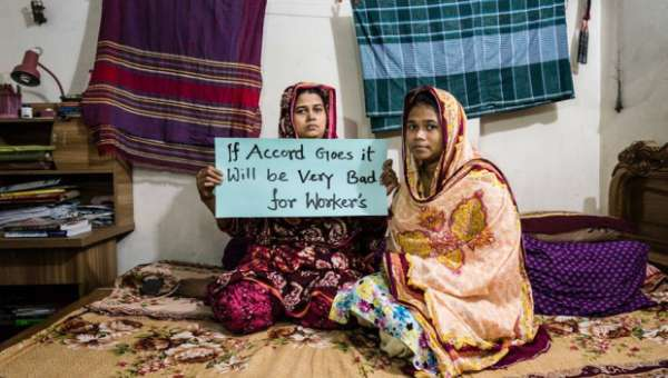 2019 FR Rana Plaza Never Again