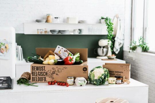 Foodbag doos NL 2