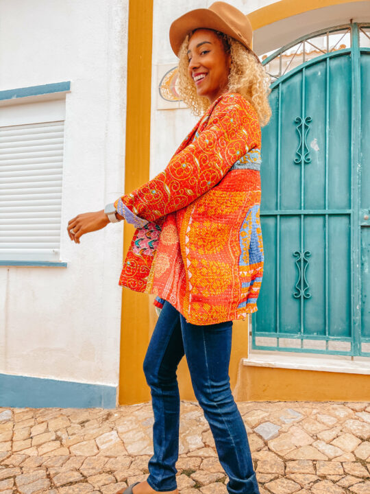 Solid SC IN Btoi Kimono Portugal 12