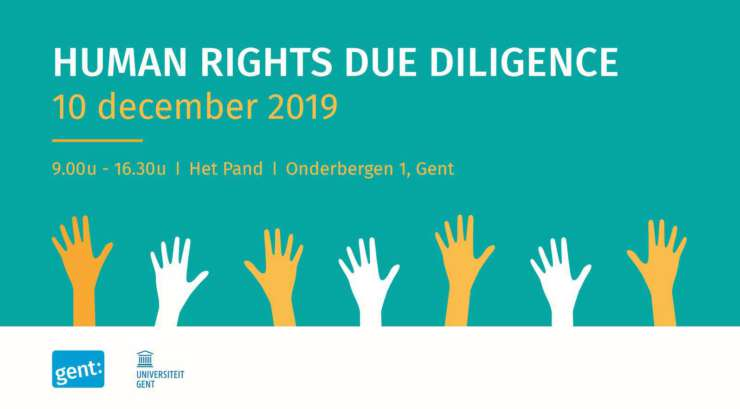 20191210 Human rights due dilligence