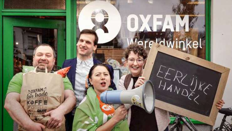 Oxfam week van de vrijwilliger 2020 2