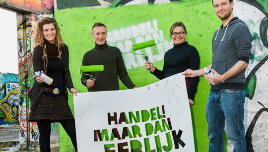 Oxfam-Wereldwinkel-vrijwilliger