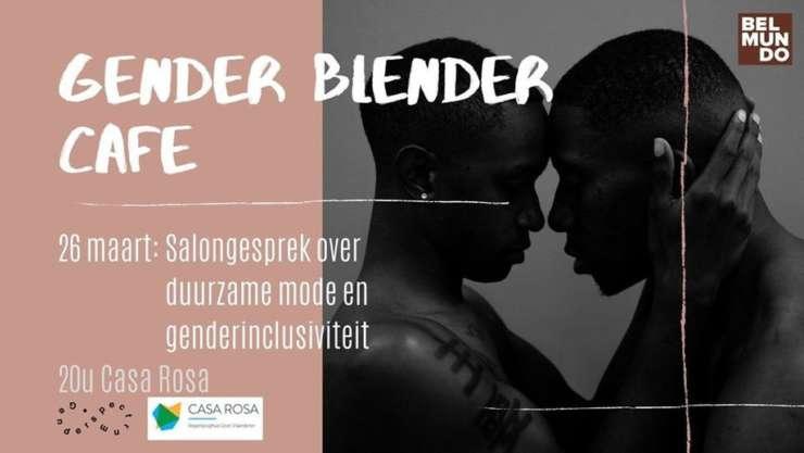 Gender blender salongesprek duurzame mode