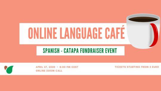 Online language cafe